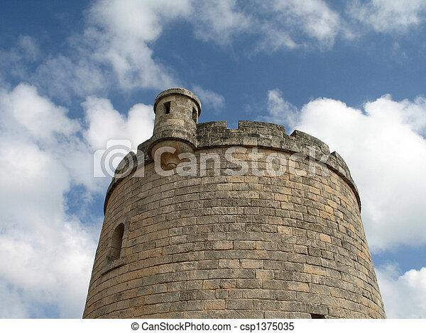 castle - csp1375035