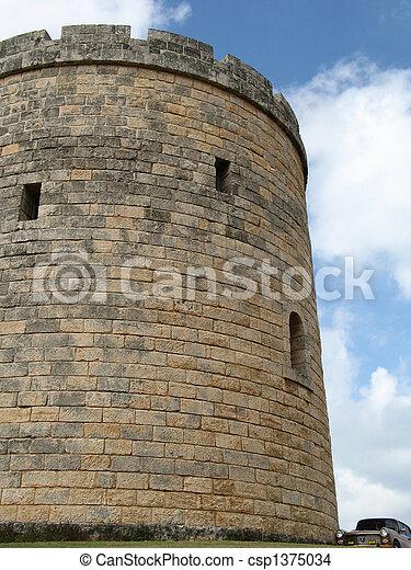 castle - csp1375034