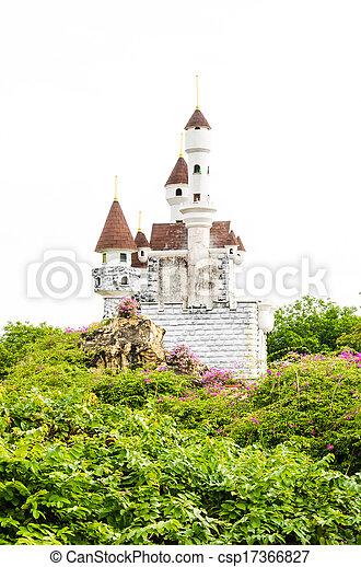 Castle - csp17366827