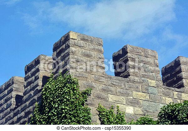 castle - csp15355390
