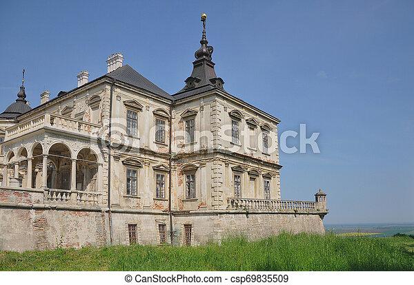 Castle - csp69835509