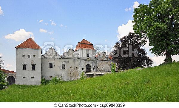 Castle - csp69848339