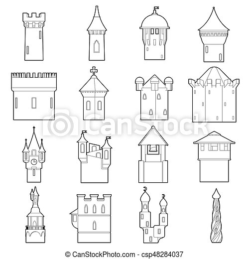 Outline Of Castle Tower Wiring Diagrams