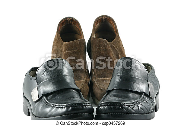 casual and work shoes - csp0457269