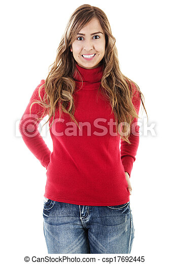 Casual Woman - csp17692445
