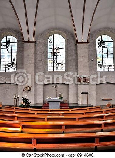 Iglesia católica - csp16914600