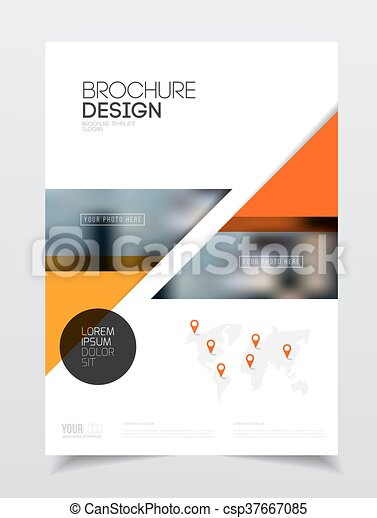 Catalog cover design annual report vector illustration template a4 catalog cover design annual report vector illustration template a4 size corporate business catalog cover business presentation with map material design accmission Image collections