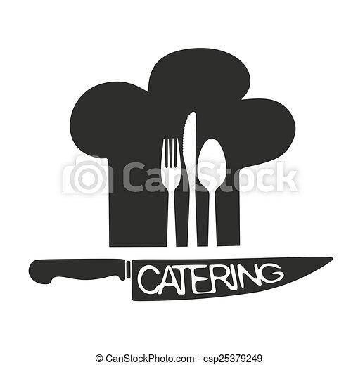 Catering - csp25379249
