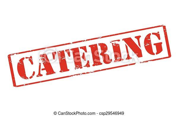 Catering - csp29546949