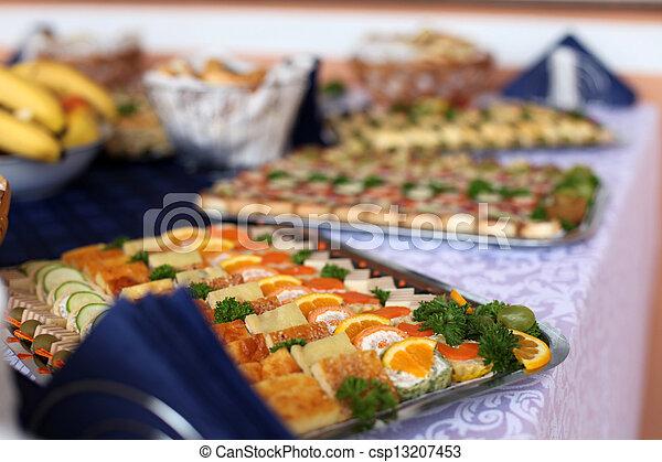 Catering - csp13207453