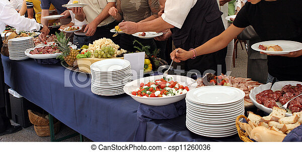 catering - csp11260036