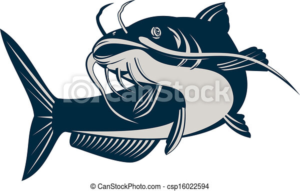 catfish illustrations and stock art 703 catfish illustration rh canstockphoto com catfish clip art images catfish images clip art