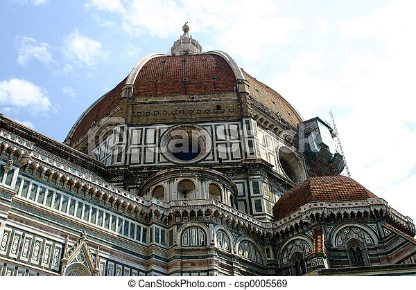 Cathedral Florence - csp0005569