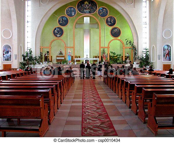 Cathedral-interior - csp0010434