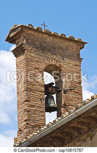 Cathedral of Amelia. Umbria. Italy. - csp10815787