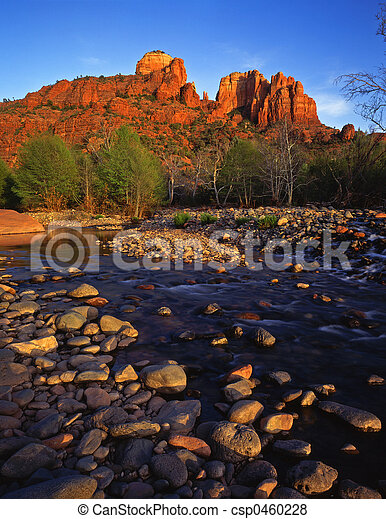 Cathedral Rock#14 - csp0460228
