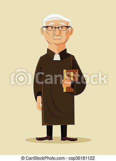 Catholic priest - csp36181122