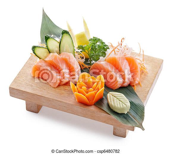causa, sashimi - csp6480782