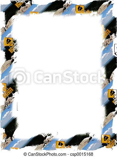 Caution Sign - csp0015168