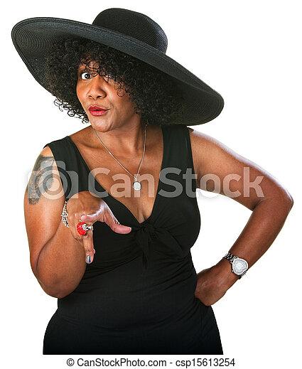Black mature woman — photo 3
