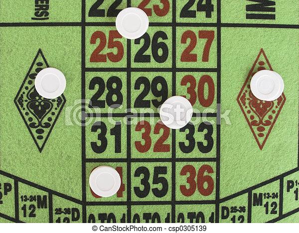 cauto, giocatore d'azzardo - csp0305139