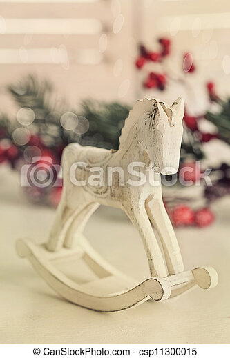 cavallo a dondolo - csp11300015