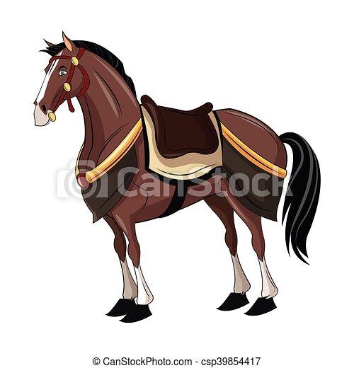 Cavallo disegno cartone animato animale cavallo - Animale cartone animato immagini gratis ...