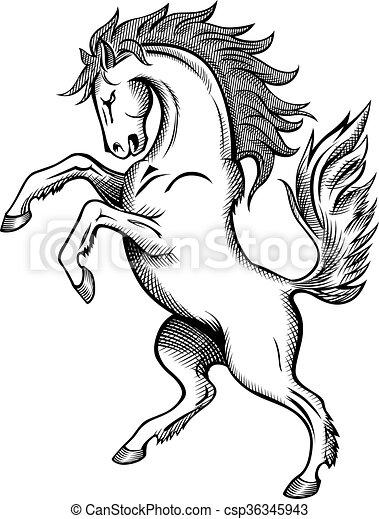 cavalo desenho