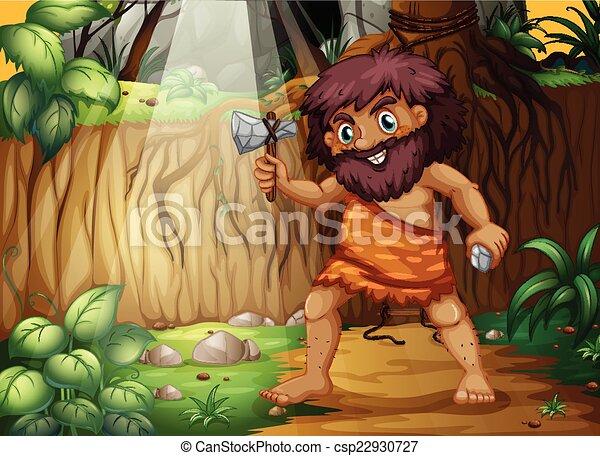 caveman - csp22930727