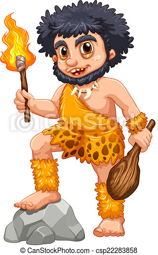 caveman - csp22283858