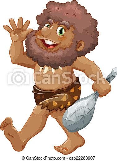caveman - csp22283907