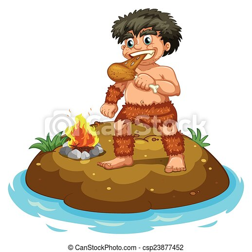 caveman - csp23877452