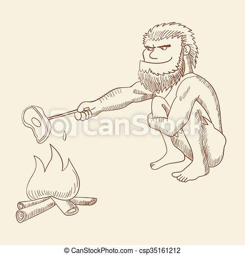 caveman - csp35161212