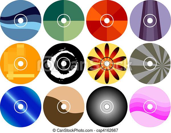 CD DVD set - csp4162667