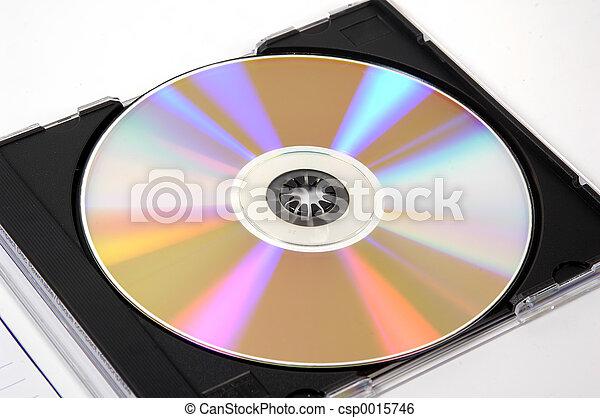 CD / DVD - csp0015746