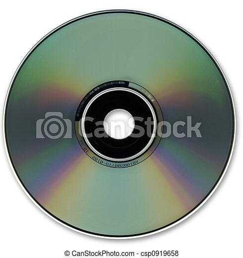 CD Optical Disc Format - csp0919658