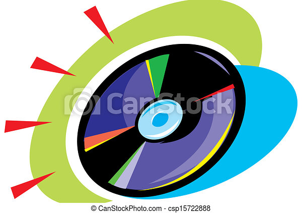 cd or dvd disc vector search clip art illustration drawings and rh canstockphoto com clipart dvd collection clipart dvd disc