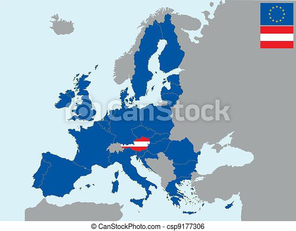 CEE austria - csp9177306