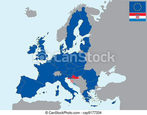 CEE croatia - csp9177334