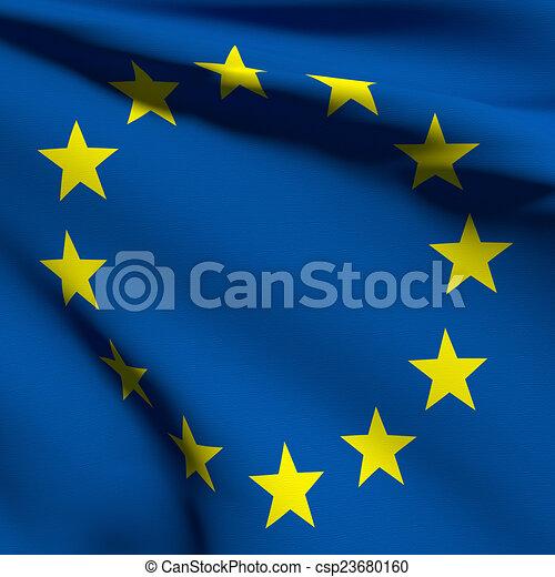 cee flag - csp23680160