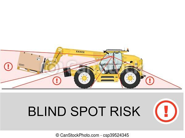 cego, risk., mancha - csp39524345