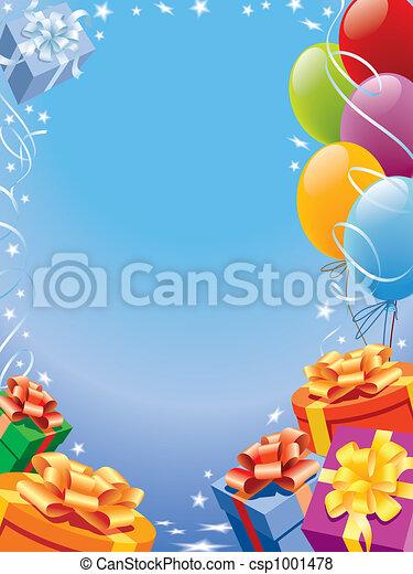 Celebración - csp1001478