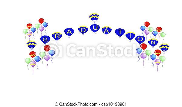 Celebraciones de graduación - csp10133901