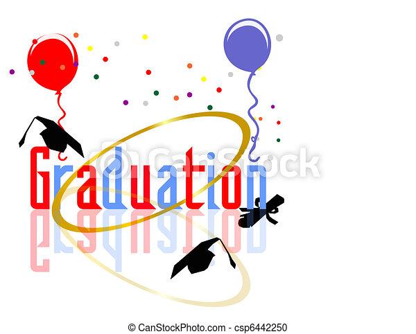 Celebraciones de graduación - csp6442250
