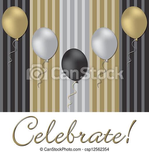 Celebrate! - csp12562354