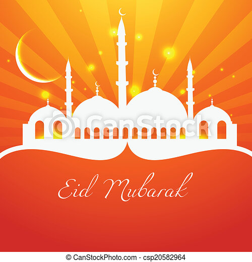 Eid celebratiob - csp20582964