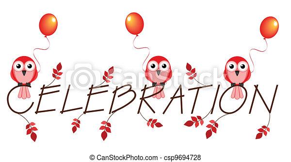 celebration - csp9694728