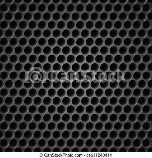 cell, metall, bakgrund - csp11240414