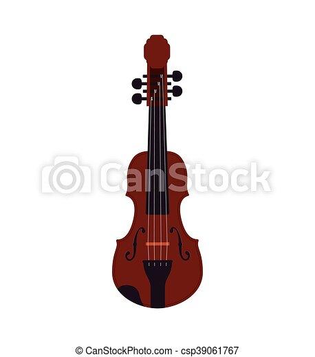 Cello String Instrument Music Icon Vector Graphic