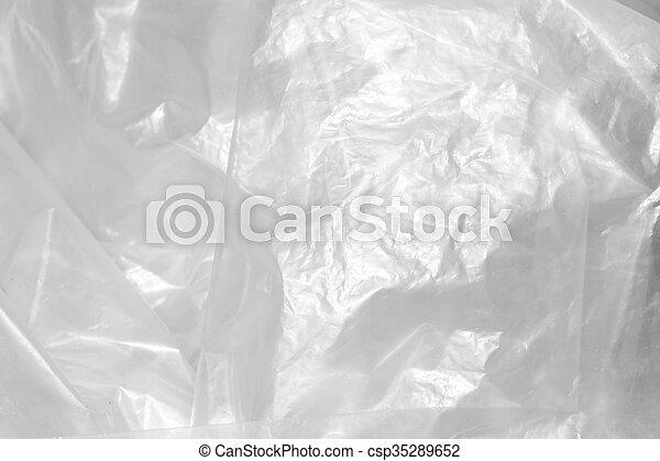 cellophane as background. close-up - csp35289652